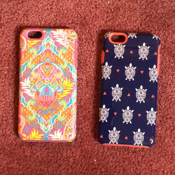 on sale 99d13 dabfa Vera Bradley iPhone 6 Plus phone cases